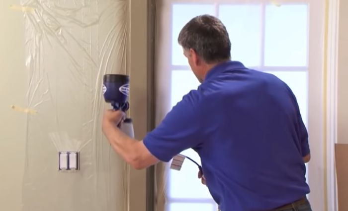 ​What is a paint sprayer