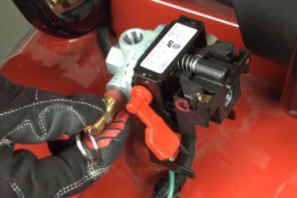 Air Compressor Switch