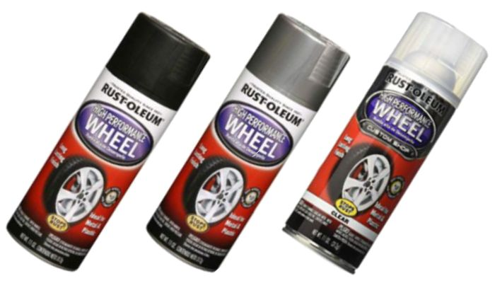 Rust-Oleum 248927 High-Performance Paint