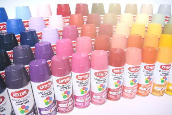 Spray Paint Colors