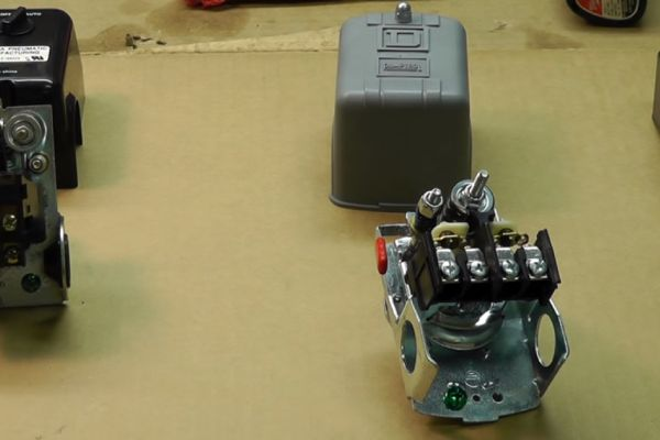 How To Use Pressure Switch