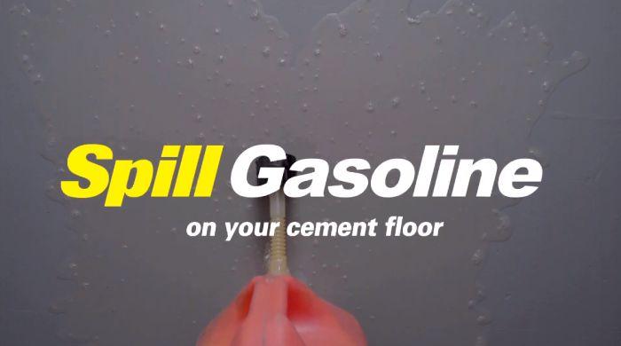Use gasoline