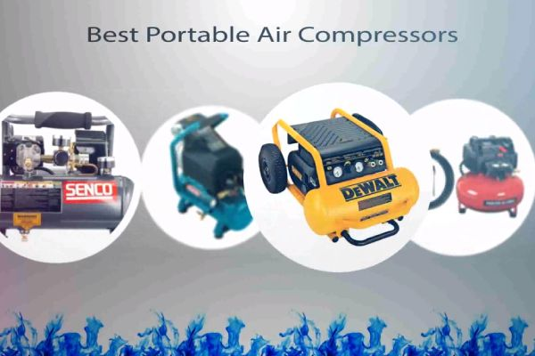 5 Best Portable Air Compressors For DIY Home Projects of 2020