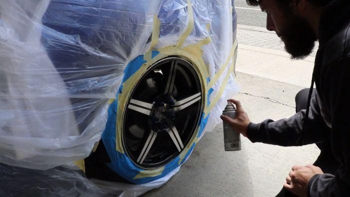 Benefits of Wheel Paint