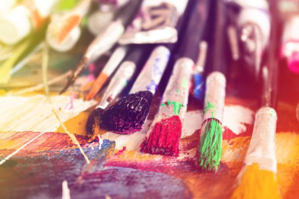 Best Acrylic Paint Brushes For Home Art And Crafts Of 2021 Reviews & Guide