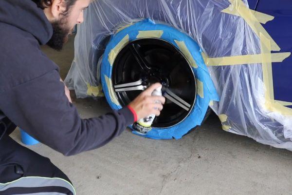 Top 5 Best Wheel Paint – Buyer's Guide