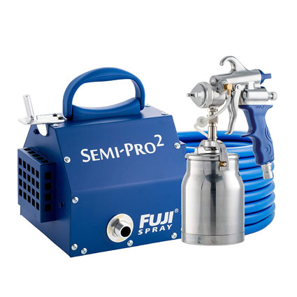 paint Fuji 2202 Spraytech review