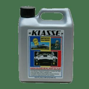 Klasse High Auto Paint-Sealant Glaze