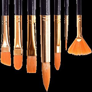 VaOlA ART Acrylic Paint Brushes Set