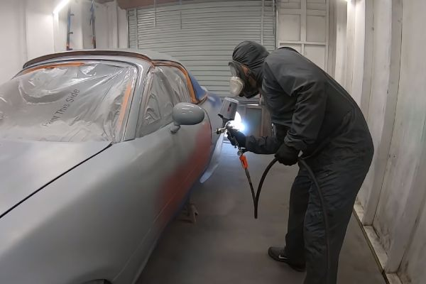 Top Automotive Paint Gun In 2021 – What You Need To Do Up Your Car!