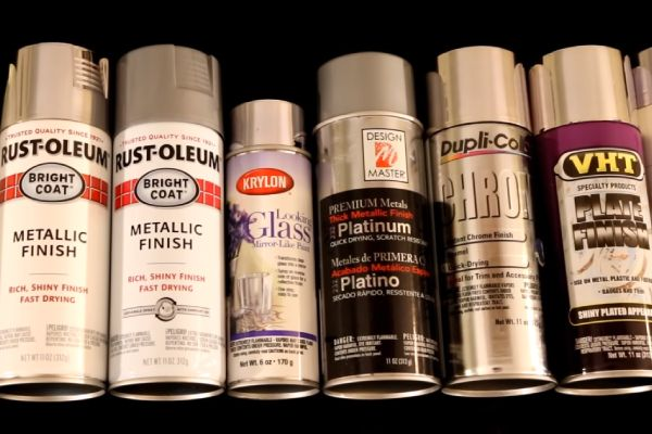Best Chrome Paint For Every Surfaces' Material: Review Of Top 5
