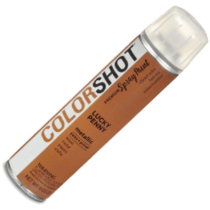 COLORSHOT Lucky Penny Spray Paint