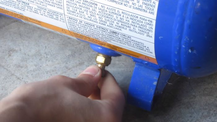 How To Drain An Air Compressor?