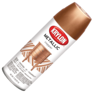 Krylon Spray Paint Metallic