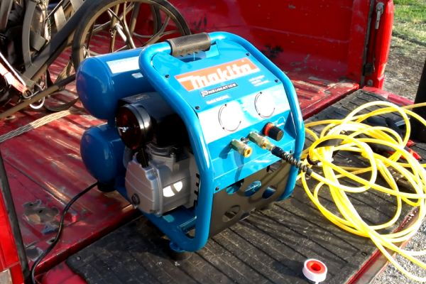 Makita Mac2400 Review – A Perfect Air Compressor For Those Who Love Silence!