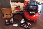 Use A Porter-cable Air Compressor