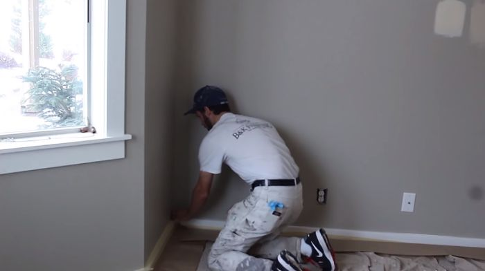 Consideration Before Painting A Room