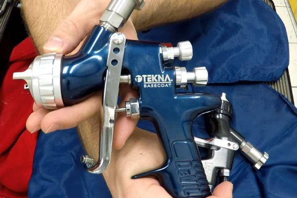 Devilbiss Tekna ProLite Review – Spray Guns For A Flawless Paint Finish