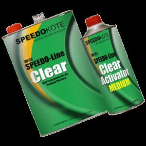 Speedokote Clear Coat 2K Acrylic Urethane