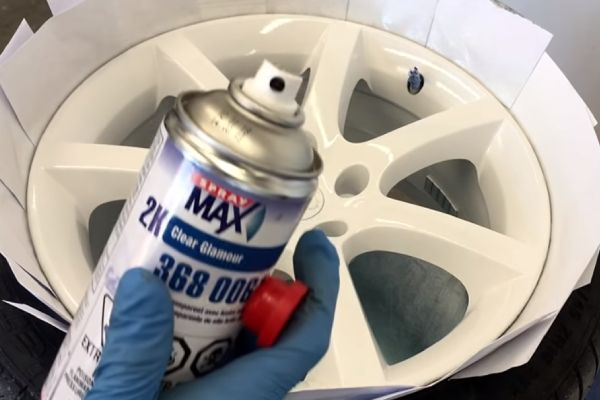 Spraymax 2k Clear Coat – How To Make Your Car Look Good As New!