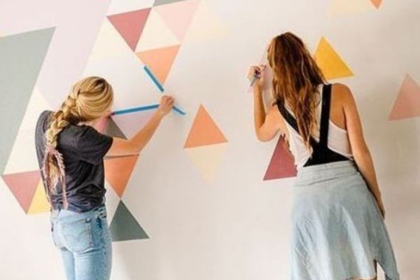 3 Best Wall Paint Designs That Will Breathe A New Life Into Your Room
