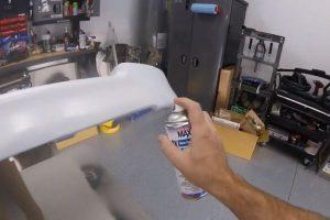 2K Clear Coat Spray