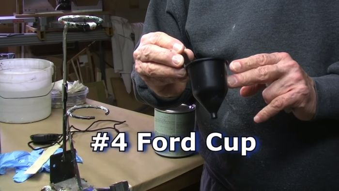 4-Ford cup