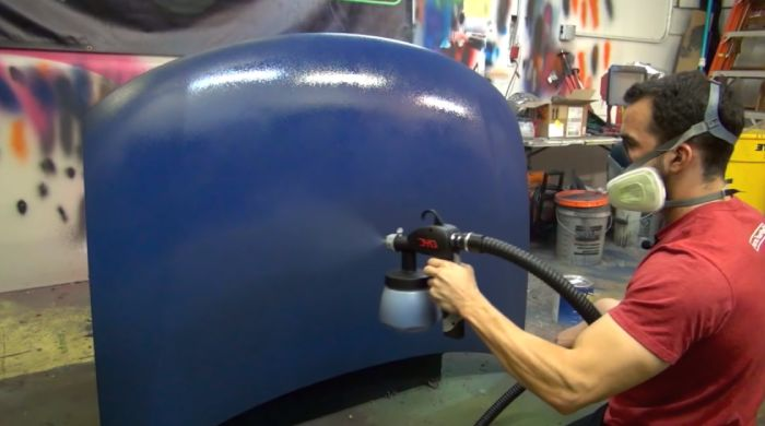 DYC Sprayer System
