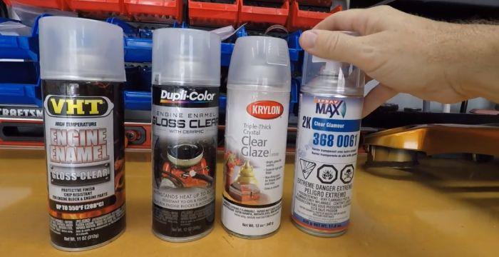 First Impression On Spraymax