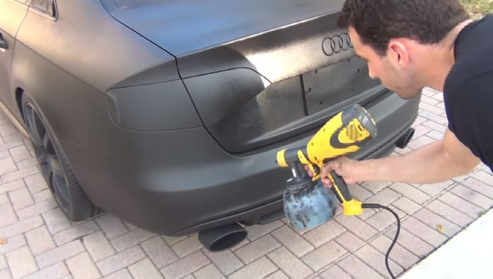 How to properly Plasti Dip Your Car