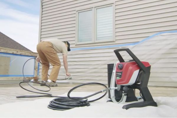Titan Controlmax 1700 Review – The Best Sprayer For Decorating Your House