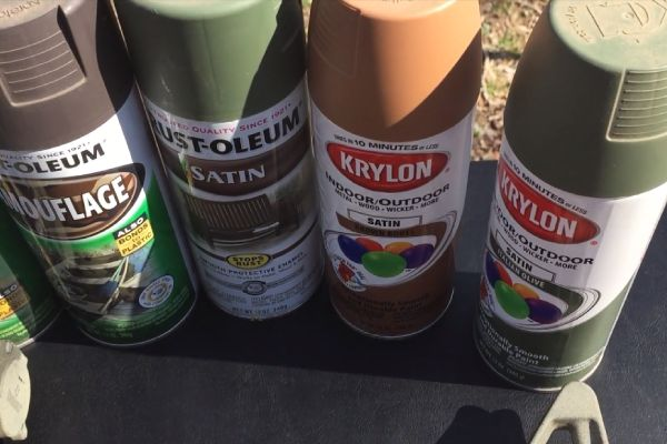 The Best Spray Paint For Ar15 with Excellent Coverage and Quick-drying