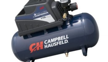 Campbell Hausfeld 3 Gal Air Compressor Review – What Every DIYer Must Have!