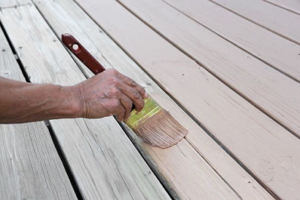 How To Paint A Deck With Peeling Paint with Useful Tips To Renew Your Deck?