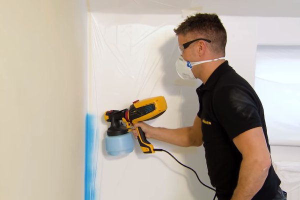 9+ Best Paint Sprayer For Walls Reviews For The Beginners
