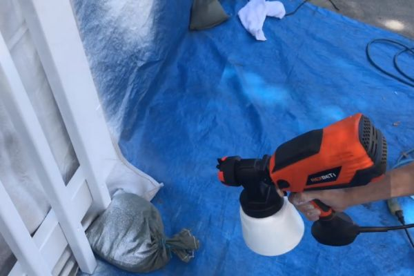 Rexbeti Ultimate-750 Paint Sprayer Review – Handy Tool For You