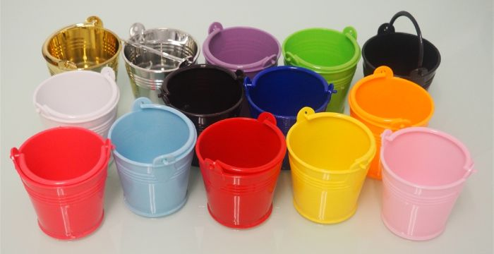 Small Bucket Of Paint