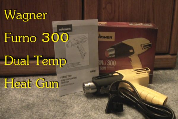 Wagner Furno 300 Heat Gun Review – An Essential Tool To Remove Paint!