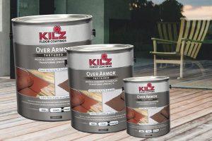 Kilz Over Armor Textured