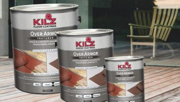 Kilz Over Armor Textured – The Best Deck Paints Ever!