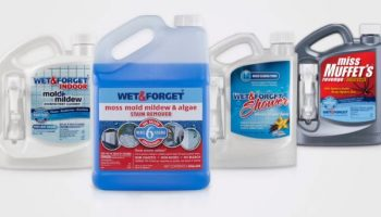 How to Use Wet and Forget – A Gentle Cleaning Product