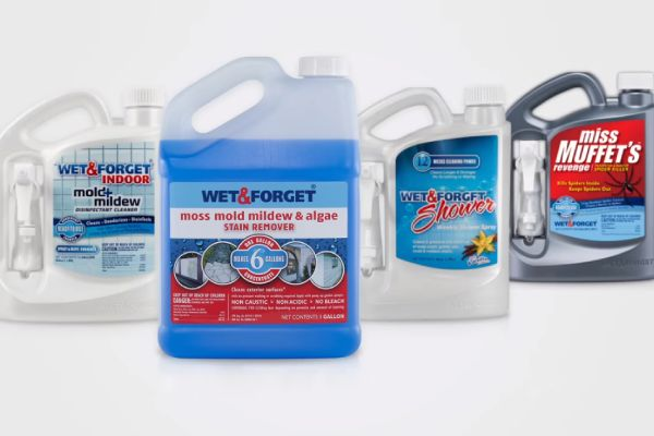How to Use Wet and Forget - A Gentle Cleaning Product
