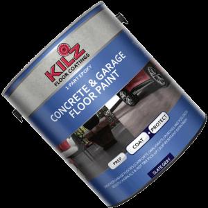 KILZ L377711 1-Part Epoxy Acrylic Paint