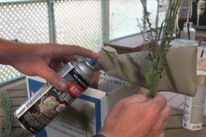 Painting A Gun With Krylon