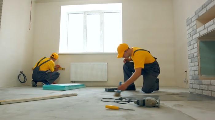 Paints for Concrete Floors
