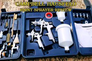 Campbell Hausfeld Paint Sprayer
