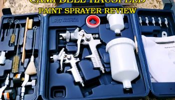 Campbell Hausfeld Paint Sprayer Review With Buyer Guides