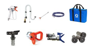 Graco Paint Sprayer Parts List