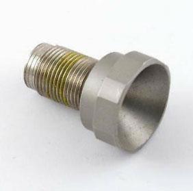 Piston valve seat