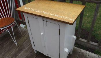 10 Best Outdoor Paint For Wood Furniture – Gopaintsprayer